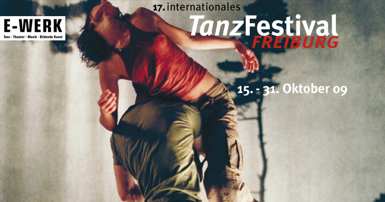 17. internationales TanzFestival Freiburg